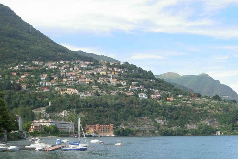 4 Photos of Lake Como