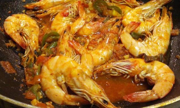 Cajun Style Shrimp Recipe