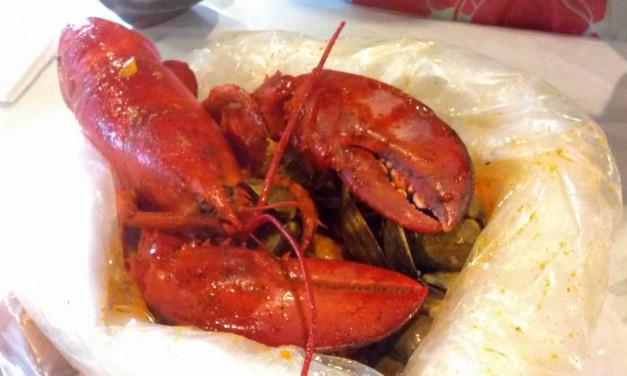 The Cajun Seafood Craze!