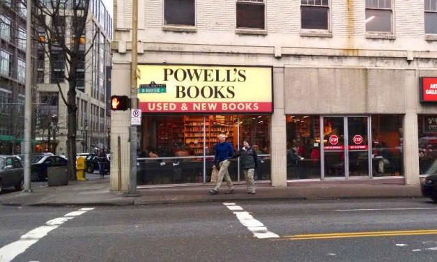 Portland Bookstore of Bookstores