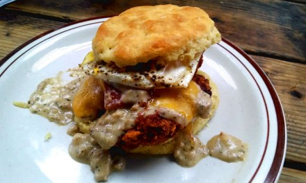 Hearty Portland Breakfast at Pine State Biscuits