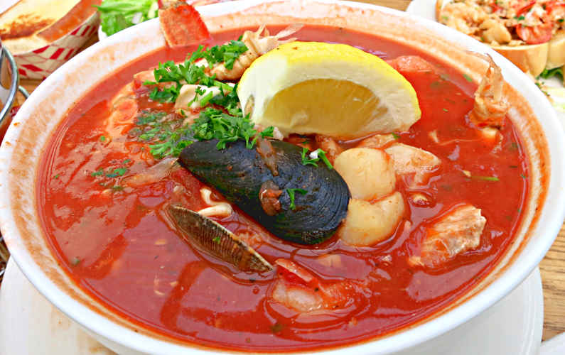 Phil's Cioppino? Yes, Please!
