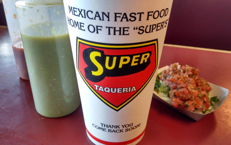Enter the Super Taqueria
