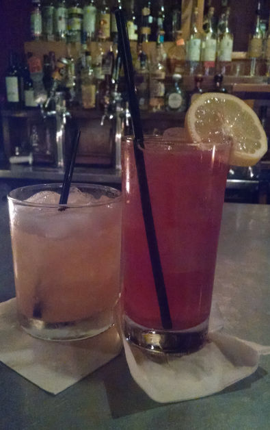 2 Firehouse Cocktails