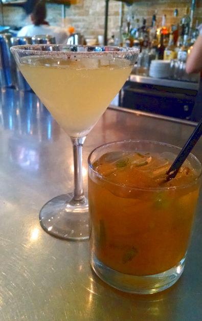 2 Cocktails During Happy Hour at Austin's Parkside