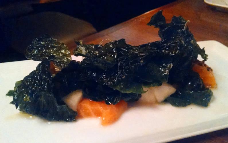 Uchi Yokai Berry Atlantic Salmon and Dinosaur Kale
