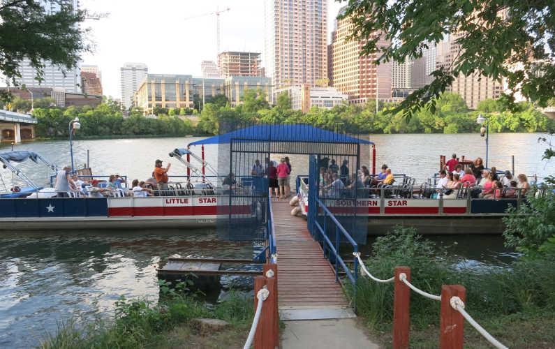 Lone Star Riverboat Boat
