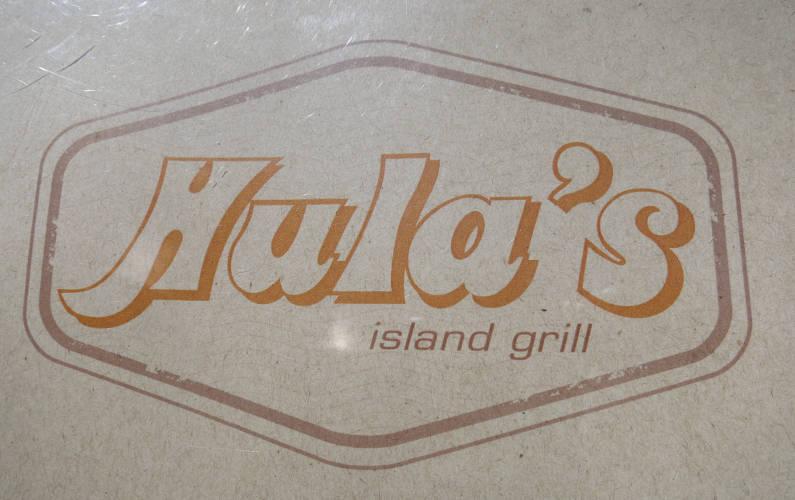 Hula's Island Grill Logo