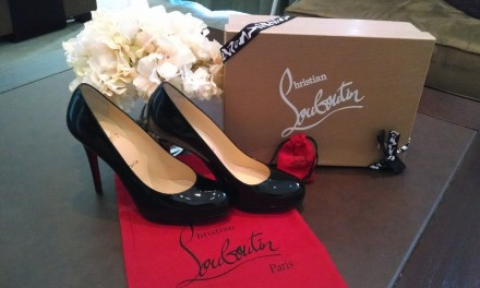 Finding Louboutin