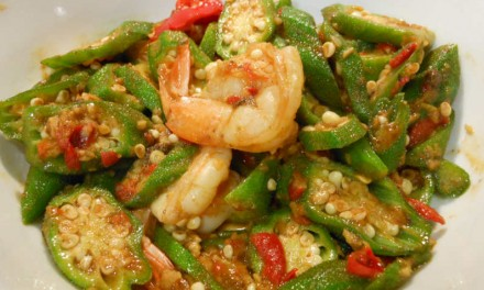 Sambal Okra Recipe