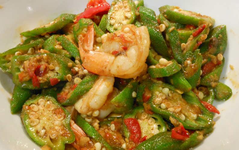 Sambal Okra Recipe