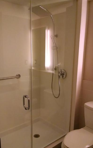 Element Shower Area