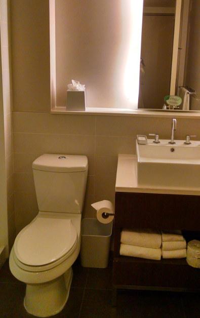 Element Toilet Area