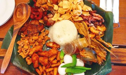 Pilipino Cuisine Crash Course at Isla Restaurant