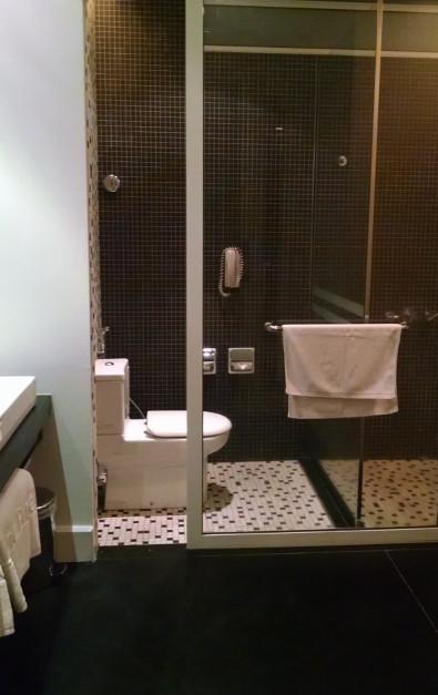 Bathroom at Lone Pine