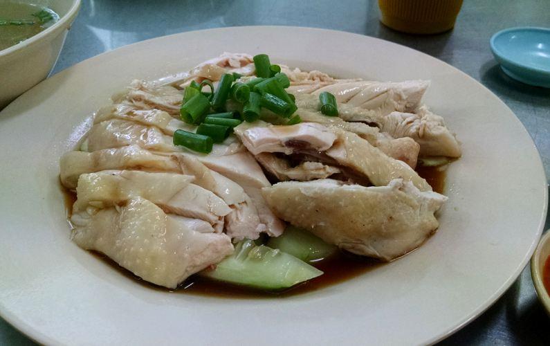 Memories of Penang's Chicken Rice
