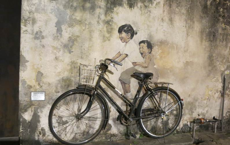 Penang street art 01