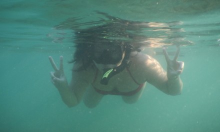 Snorkeling Lydgate State Beach