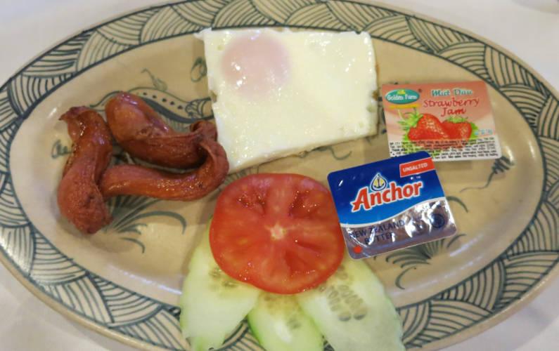 Indochina Junk Last Breakfast
