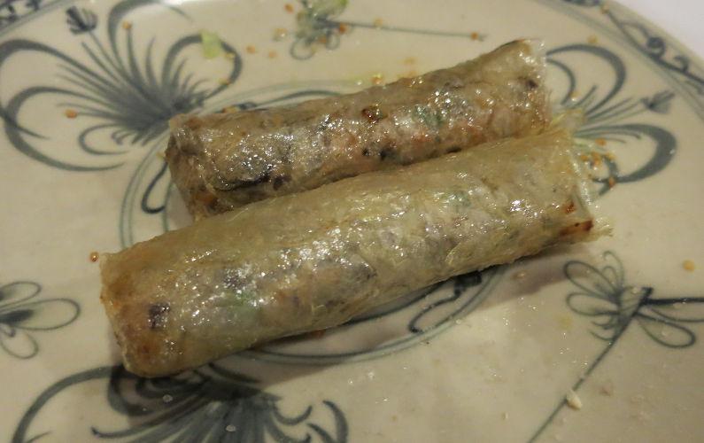 2 Indochina Junk Egg Rolls