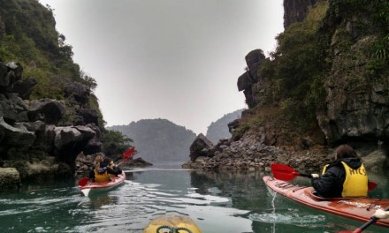 Exploring the Pristine Bai Tu Long Bay Waters