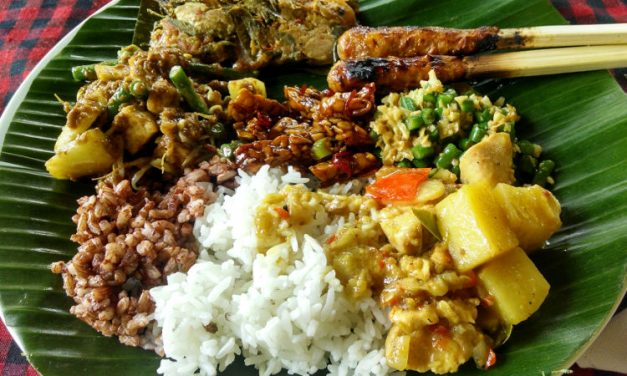 Learning Balinese Cooking From Paon Bali
