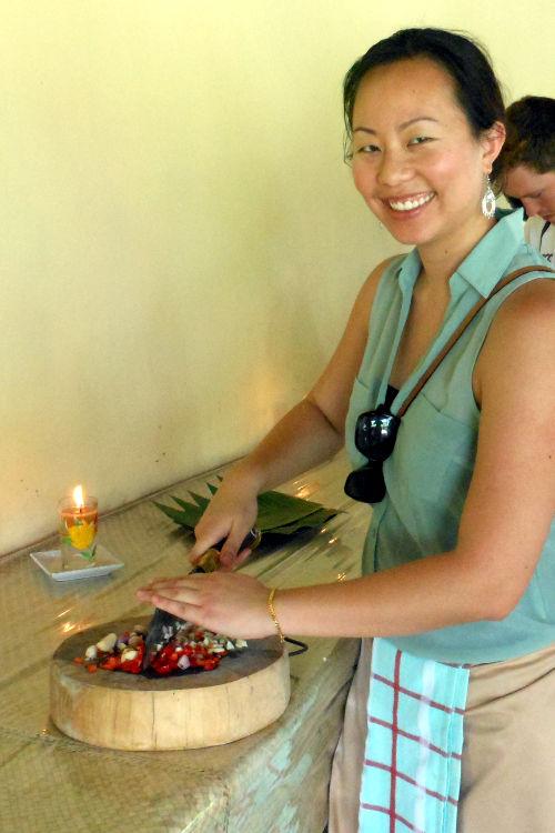 Nadia Paon Cooking Class Bali 01
