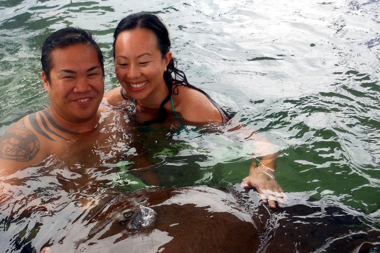 Nadia and JM Dolphin Lodge Bali 04