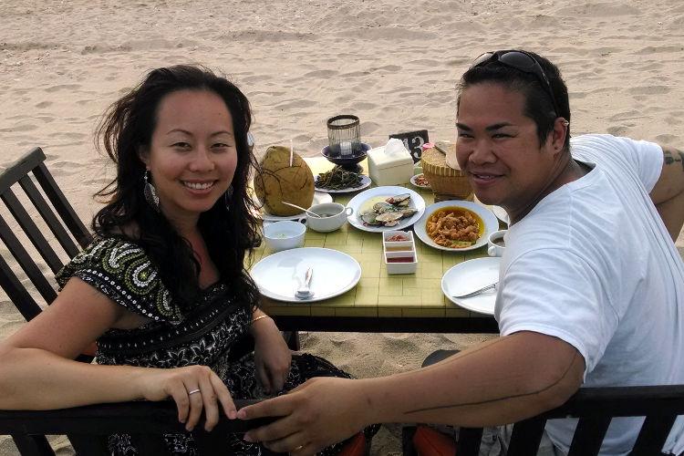 Nadia and JM Sunset Bali Tour 05