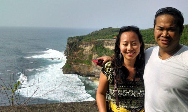 Southwestern Balinese Temple Touring with Bali Ari Tours