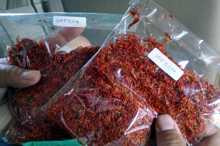 Saffron Market Paon Cooking Bali