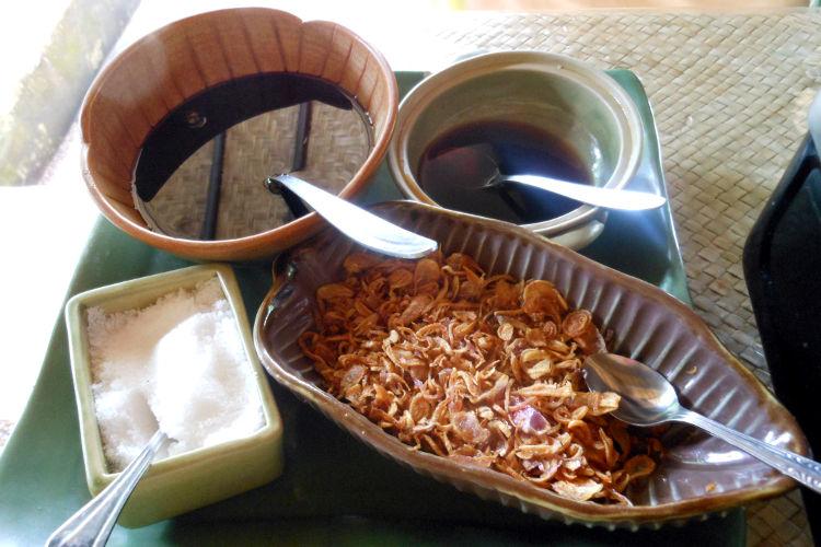 Seasoning Paon Cooking Class Bali