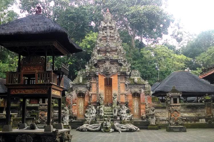 Temple Monkey Forest Bali 02