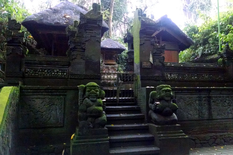 Temple Monkey Forest Bali