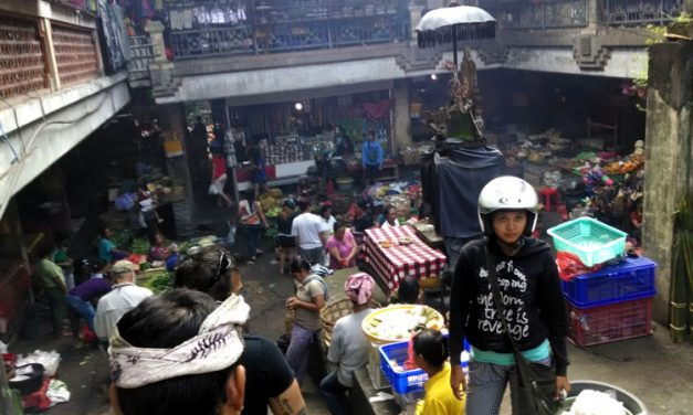 Ubud Shopping for Balinese Ingredients