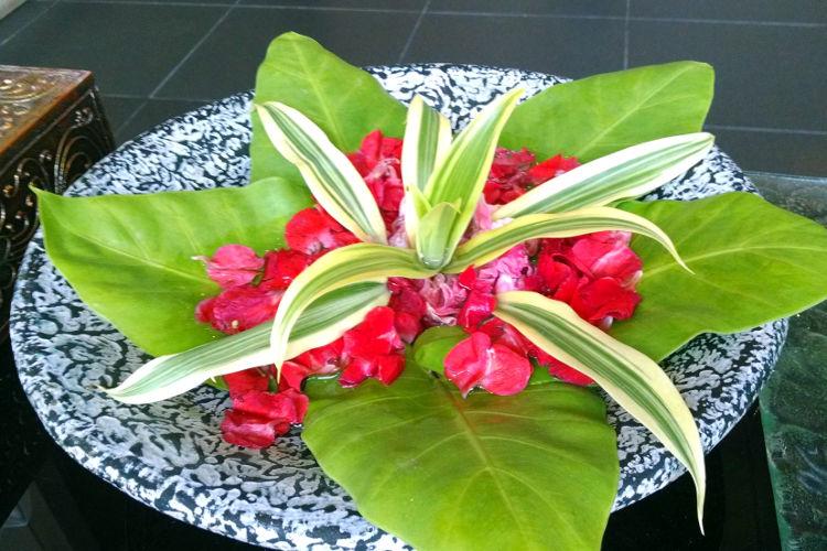 Flowers Jaens Spa Bali