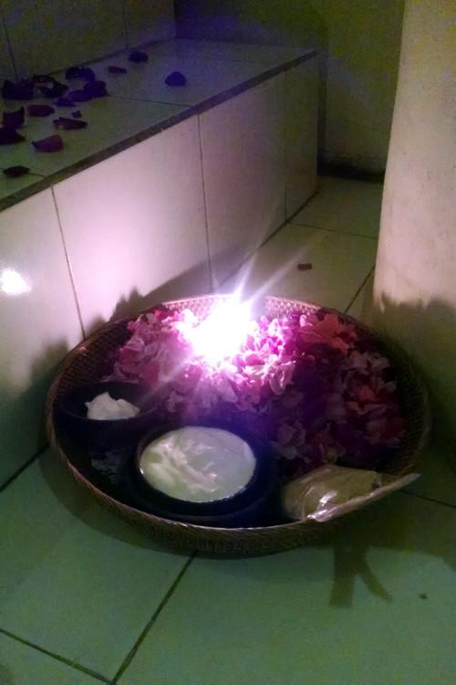 Mood Lighting Jaens Spa Bali