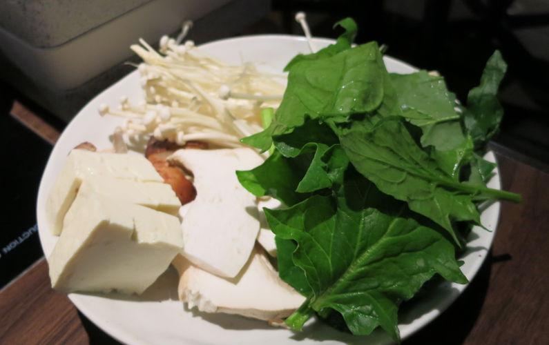 Nabezo Shibuya Unlimited Vegetable Plate