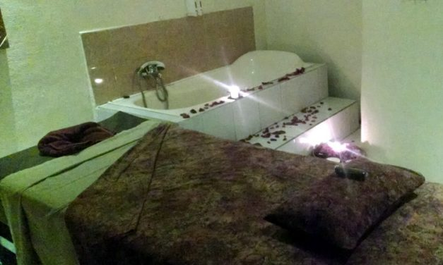 Massage at Jaens Spa Ubud