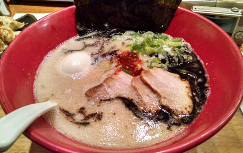 Enter the Ramen World in Tokyo at Ippudo Roppongi