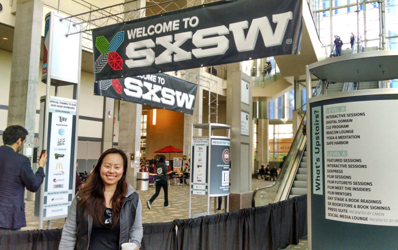 The Time I Went to Austin's SXSW