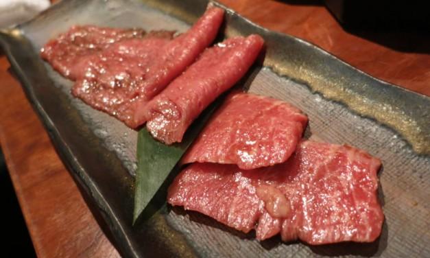 Eat Wagyu in Tokyo at Yoroniku