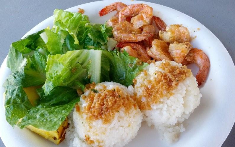 Mackey's Sweet Shrimp Truck (1) Oahu
