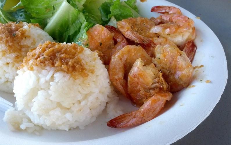 Mackey's Sweet Shrimp Truck (2) Oahu