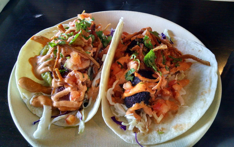 Eating Kauai's Locally Sustainable Mexican Food at Verde