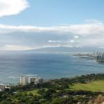 Hiking the Trail to Hawaii's Volcanic Diamond Head