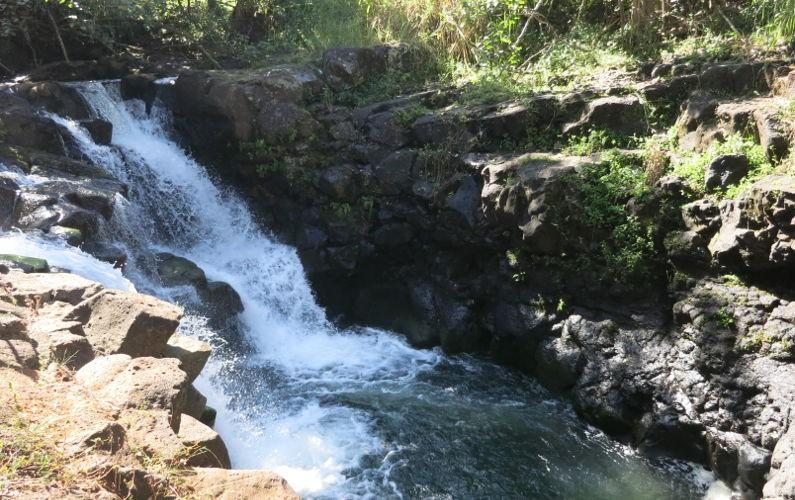lower falls hoopi falls Kauai HI (85)