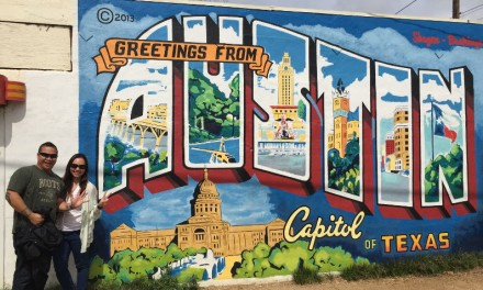 4 Day Long Weekend Trip to Austin