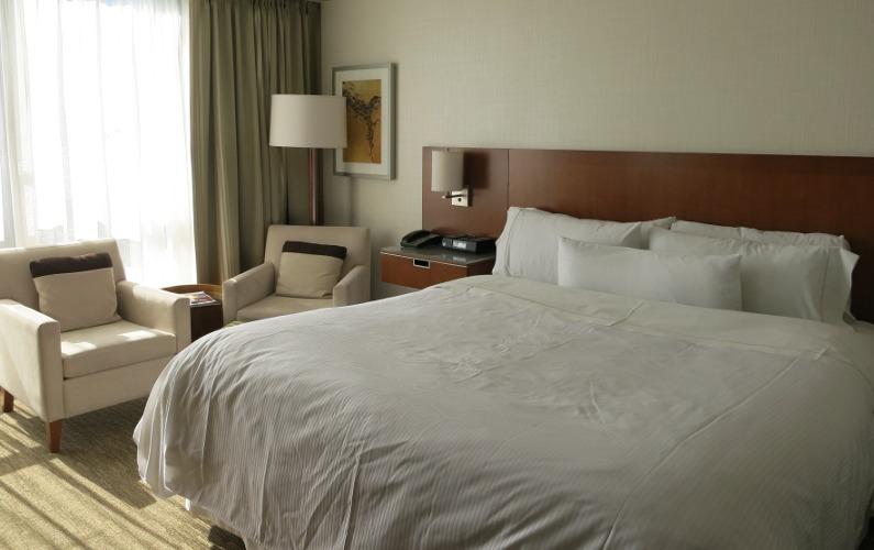 Vancouver Westin Bayshore Bedroom