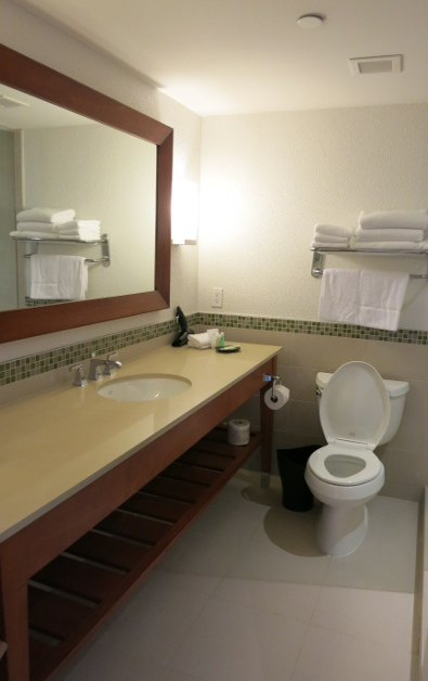 Vancouver Westin Bayshore Bathroom